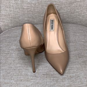 Tan/Brown STEVE MADEN High Pumps